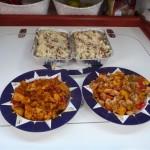 Alvast gekookt voor onderweg (1)