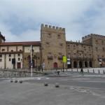 Centrum van Gijón