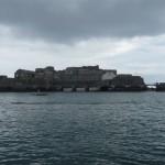 Het fort bij St Peter Port