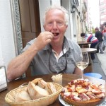Pulpo eten bij Villaronta (1)