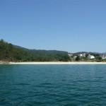 Strand en kust van Bornalle (1)