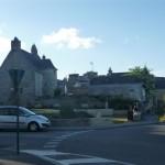 We lopen naar het dorp Roscoff (2)